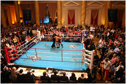 Louis Neglia Kickboxing Events